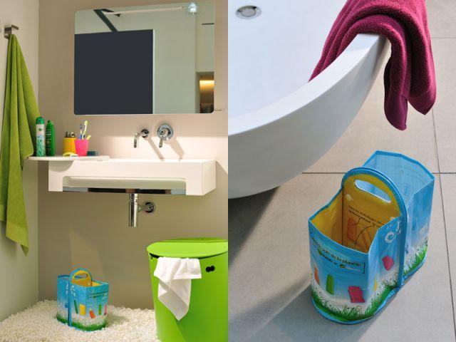 poubelle ri salle de bains