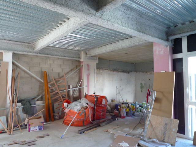 Avant travaux - Création loft