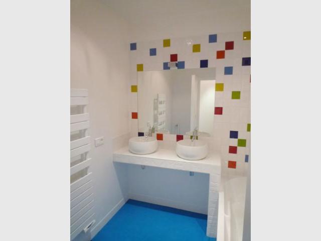 Salle de bains - Création loft