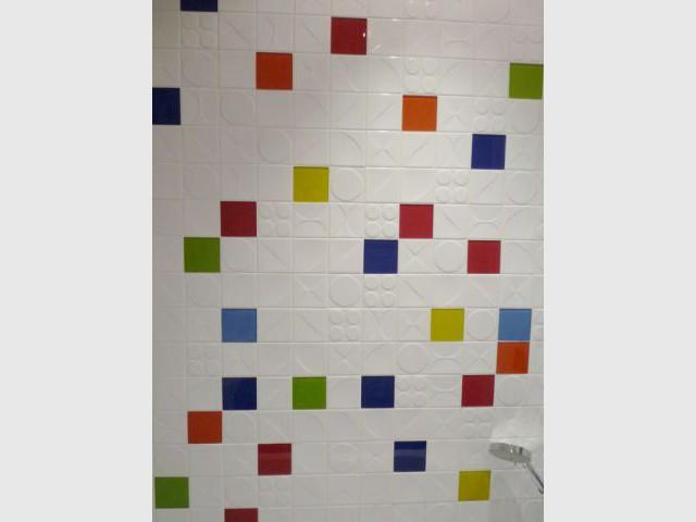 Détail mur - Création loft