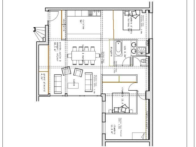 Plan projet - Création loft