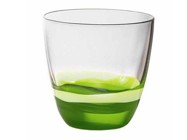 Vert luisant - verre