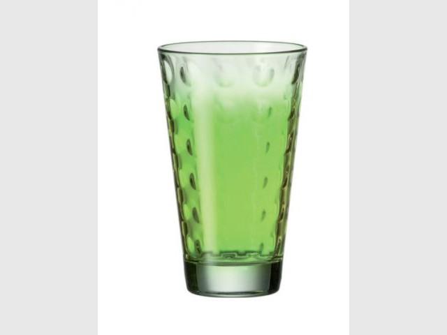 Verdoyant - verre