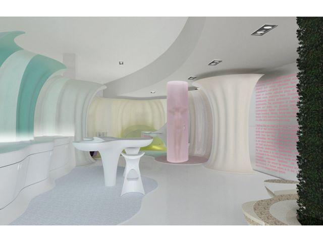 Salle de bains - Smart-ologic Corian® Living