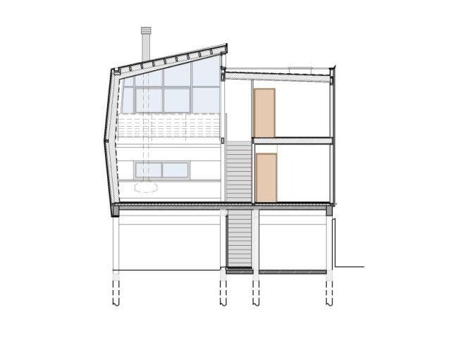 Plan façade - SLA Architecture