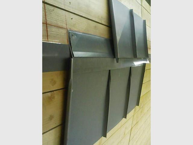 Enveloppe zinc - SLA Architecture