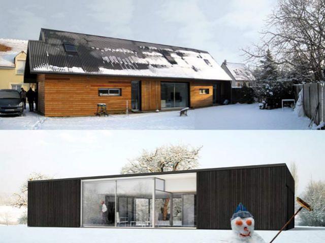 Lauriers bois 2010 - Catégorie Maison individuelle