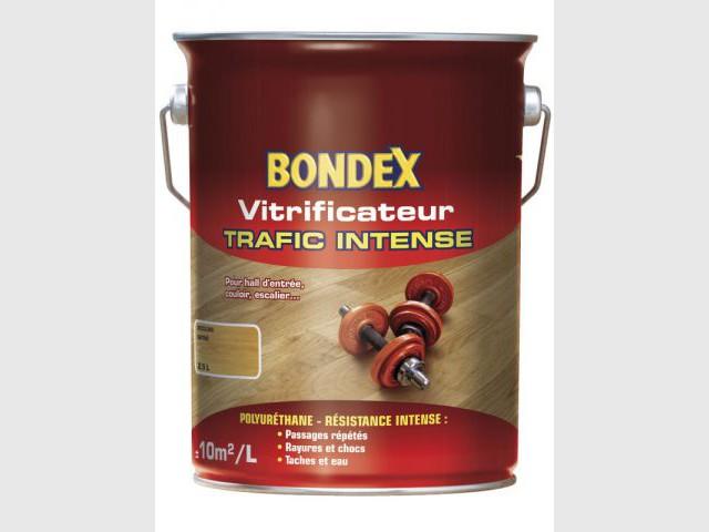 Vitrificateur intense - Bondex