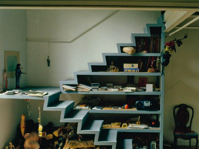 L'artiste - bibliothèque