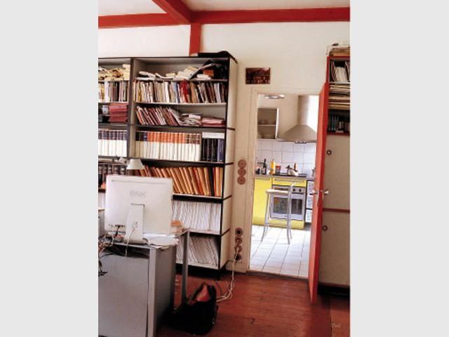 Le collectionneur - bibliothèque