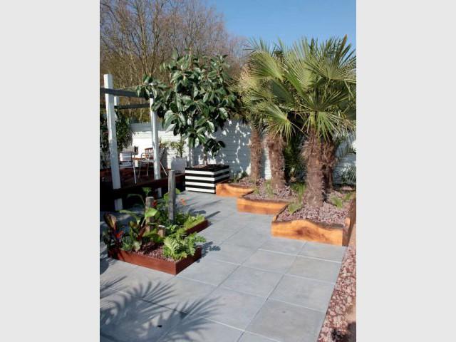Cadre exotique 2/3 - Jardins en Seine 2010