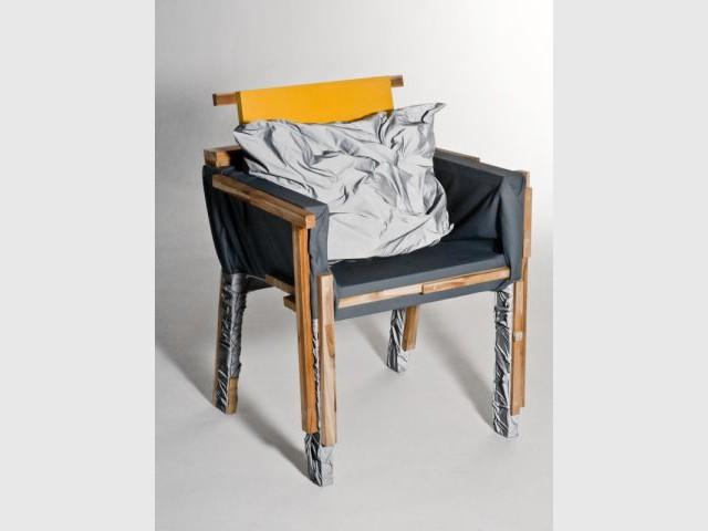 Ripa Chair - Exposition  Rodrigo Almeida