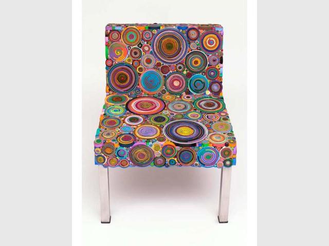 Chaise Sonia Diniz - Estudio Campana - Perimeter Art&Design
