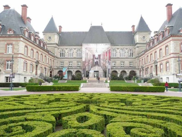 Maison internationale - cité internationale universitaire