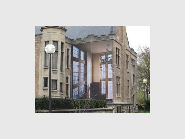 Fondation la Deutsch de la Meurthe - cité internationale universitaire