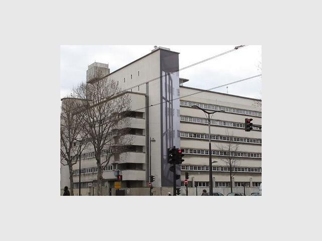 Collège néerlandais - cité internationale universitaire