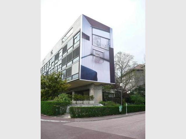 Fondation suisse - cité internationale universitaire