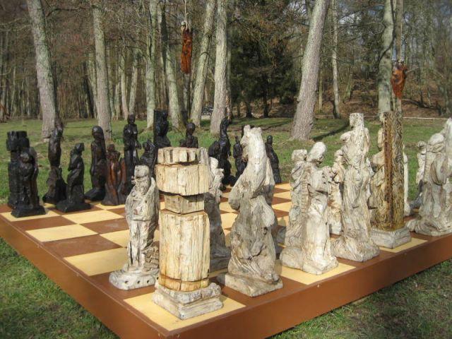 Les jardins des yvelines s 39 ouvrent l 39 art contemporain for Balades yvelines