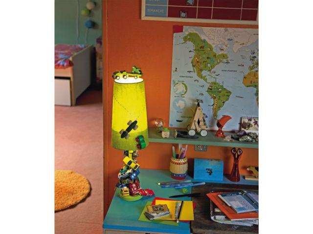 Pour la chambre des enfants - luminaires déco pour lampes éco