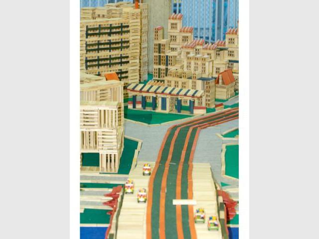 Agora le rendez vous architecture urbanisme et design for Architecture kapla