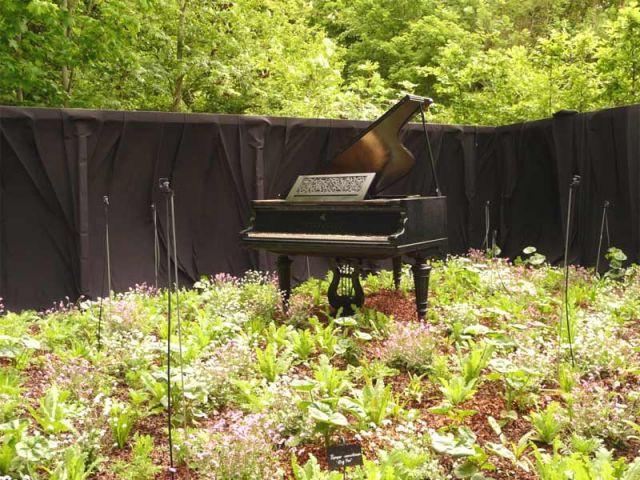 Hommage à Lady Day - jardin de Chaumont sur Loire