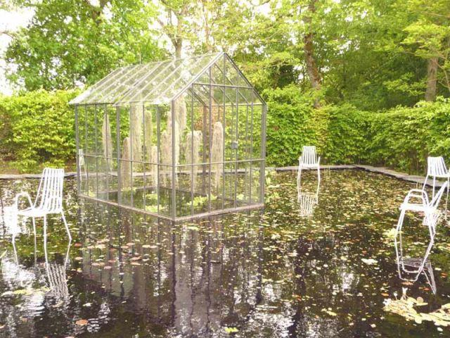 Cheveux d'ange - jardin de Chaumont sur Loire