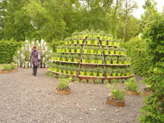 Igloolik ultima - jardin de Chaumont sur Loire