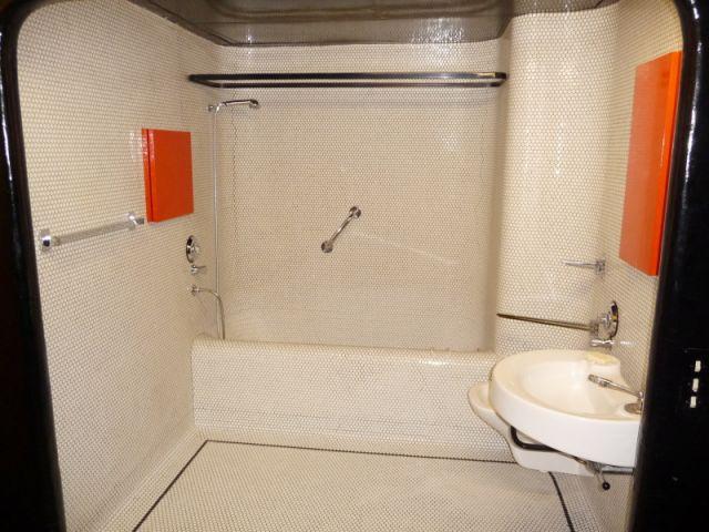 Salle de bain - Maison André Wogenscky - Marta Pan