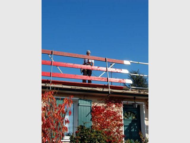 Etape 2 : Sécurisation du chantier - Evasol