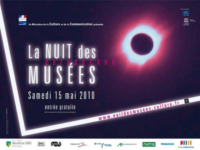 6e nuit des musées 2010
