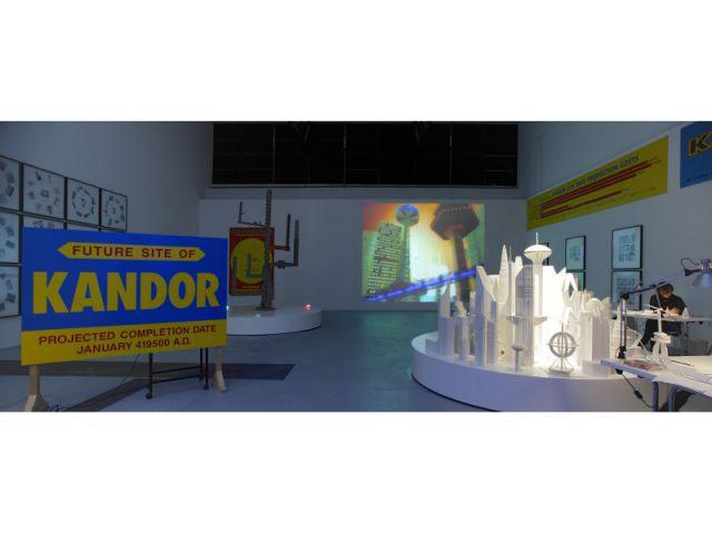Kandor Con - Exposition Dreamlands