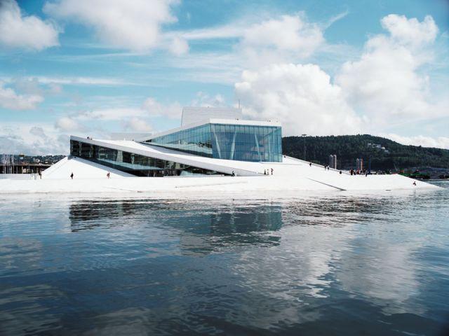 Snøhetta - Snøhetta, Norvège
