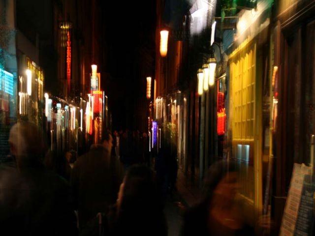 Série Urbain - Paris la nuit