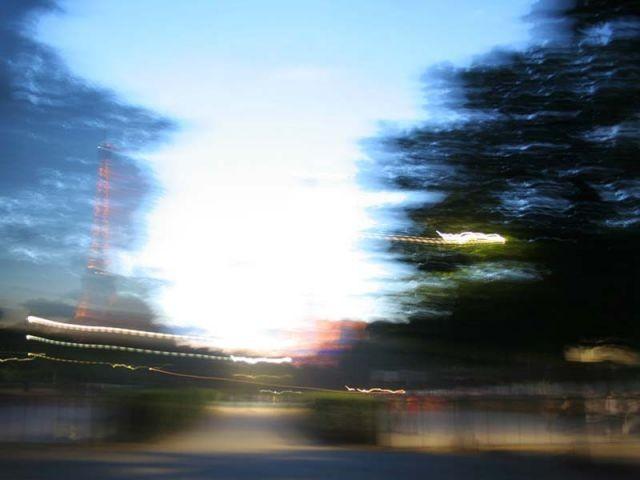 Série Eiffel - Paris la nuit