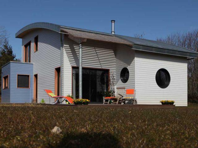 Finistère - Maison bois