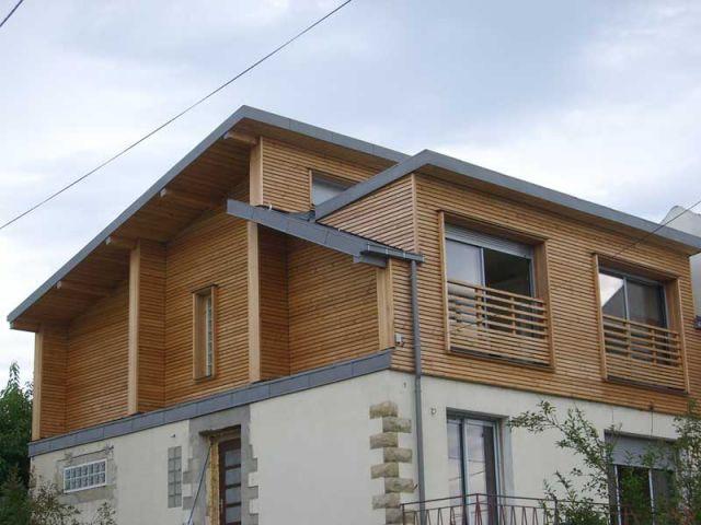 Essonne - maison bois