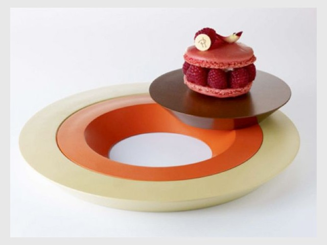 art de la table pâtisserie