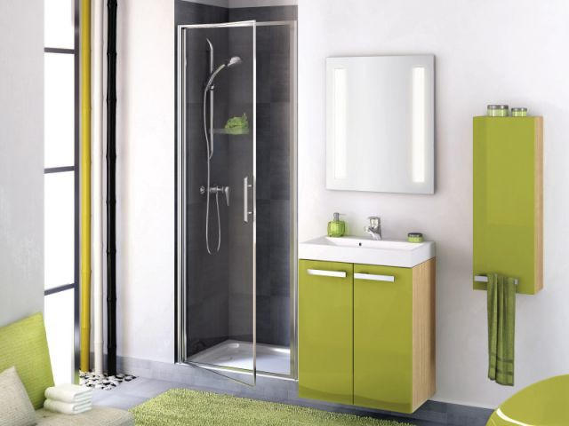 petites salles de bains : solutions gain de place - Salle De Bain Gain De Place