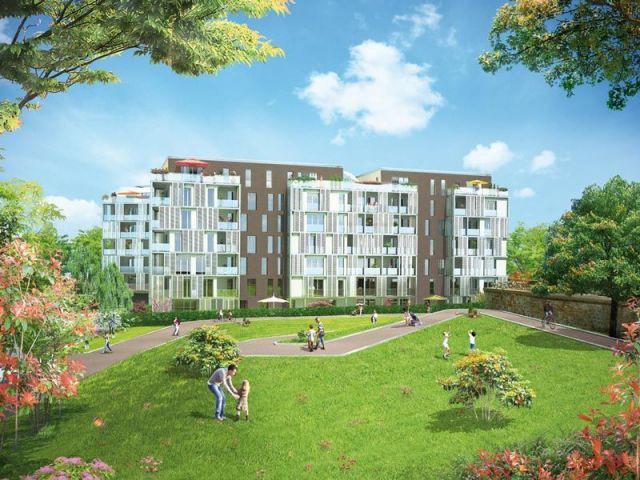 Programme Horizon de Vinci Immobilier - issy