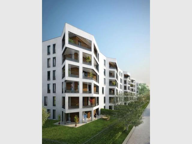 Programme Oparis de Bouygues Immobilier - issy