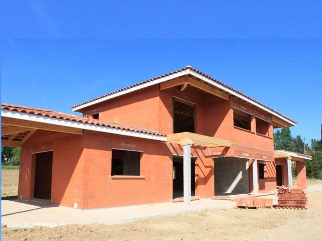 Une maison économe  - Terreal