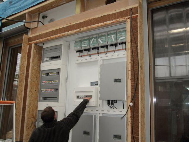 1 habitat modulaire carapace solaire - Maison bloc modulaire ...