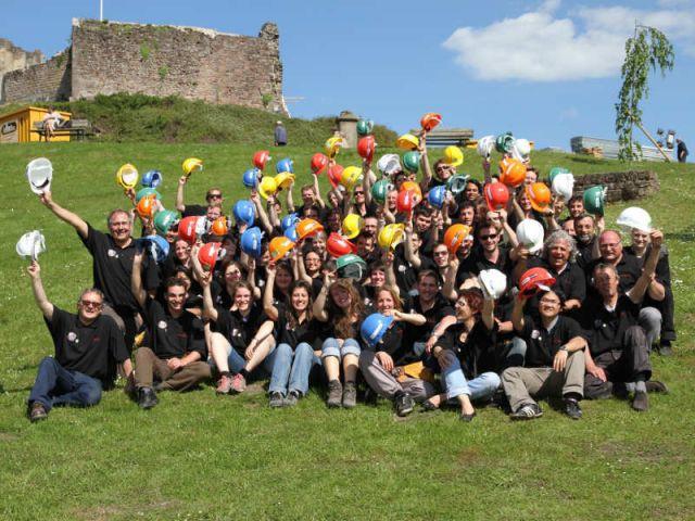 52 participants - Défis du Bois 2010 / Flora Bignon