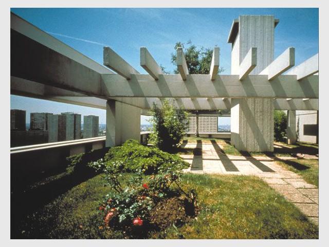 Jardin-terrasse - Toit-terrasse