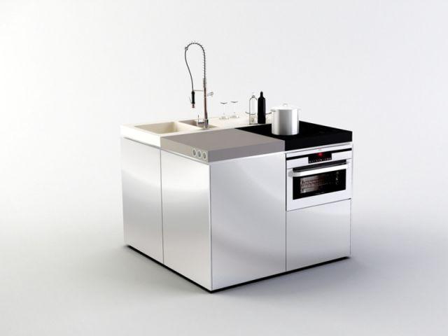 Nouvelles architectures - cuisine du futur VIA