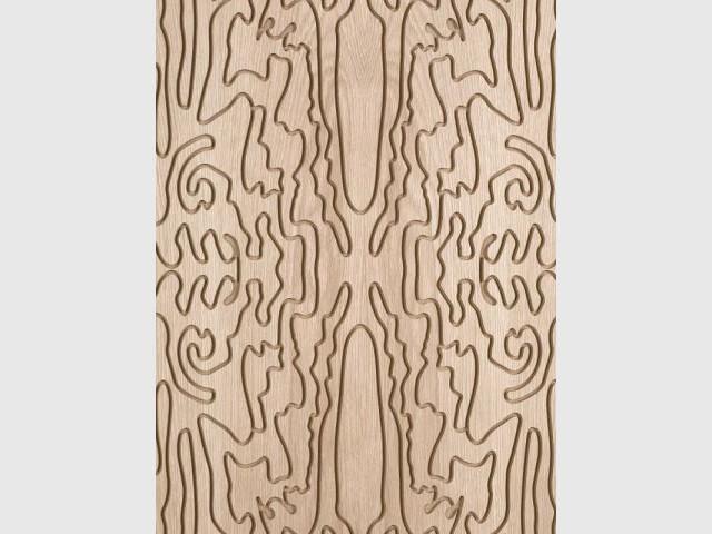 Détail Cornélie - Marotte Collection Christian Lacroix