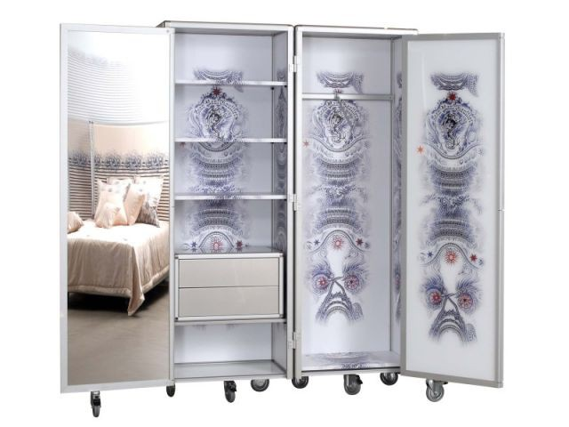 Armoire paravent - Collection Jean-Paul Gaultier - Roche Bobois