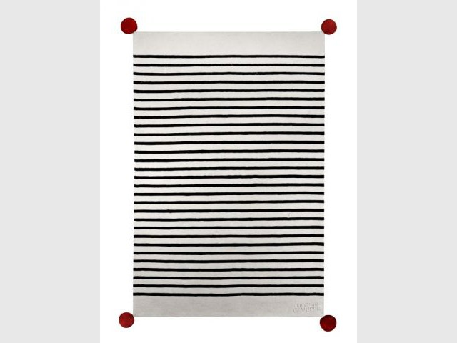 Tapis - Collection Jean-Paul Gaultier - Roche Bobois