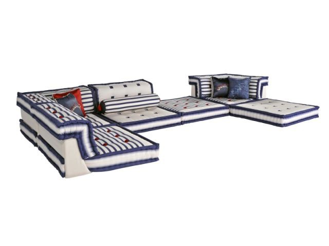 Mah Jong version matelot - Collection Jean-Paul Gaultier - Roche Bobois