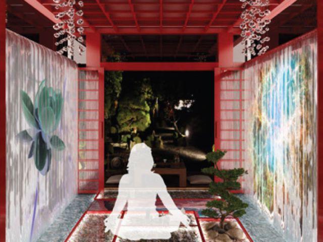 Asie pure - salle de bains futur